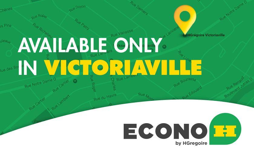 HGregoire Victoriaville